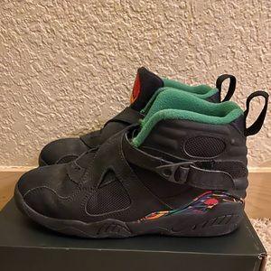 Jordan 8 - Black / Light Concord (1Y)